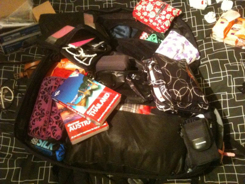 Packing dramas