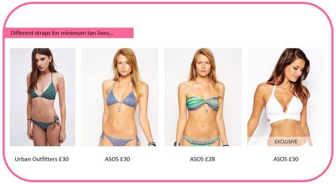 Triangle Bikinis
