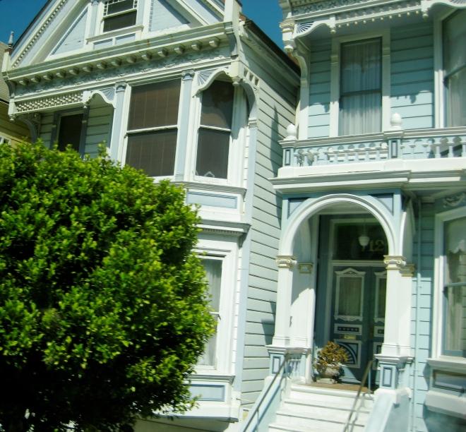 Victorian house, San Francisco