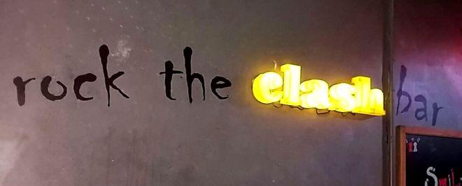 Rock the Clash Bar