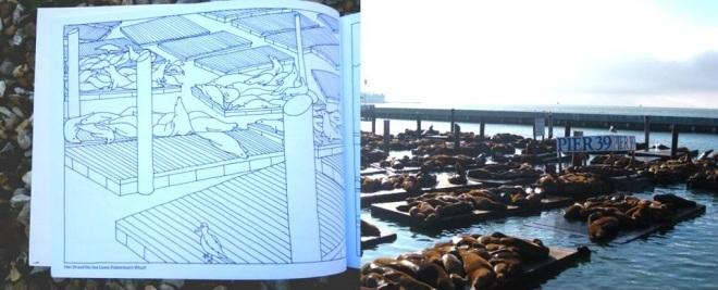 Color This Book San Francisco