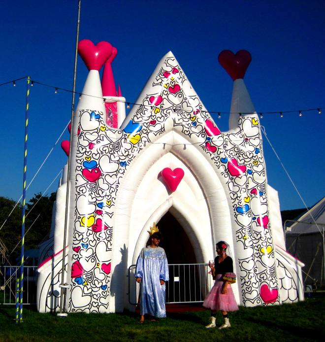 Inflatable Chapel