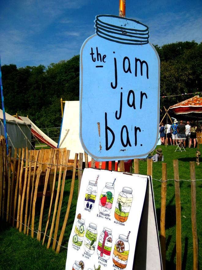 Jam Jar Bar