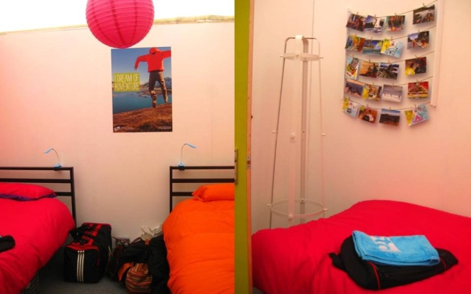 STA Travel Hostel at Bestival